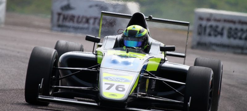 Linus Lundqvist to make Formula 3 debut at Spa-Francorchamps
