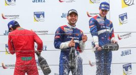Matevos Isaakyan (SMP Racing by AVF) scores runaway win at the Nürburgring