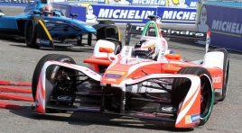 Strong pace goes unrewarded for Felix Rosenqvist in New York – high hopes for Sunday