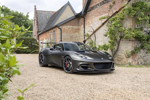 The new Lotus Evora GT430