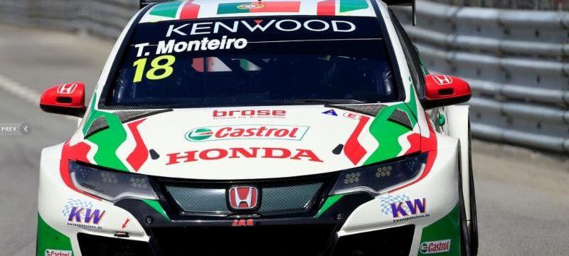 Tiago Monteiro feeling ambitious ahead of Argentina