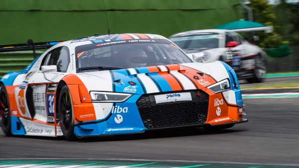 CAR COLLECTION MOTORSPORT HOLDS LEAD AT 2017 12H IMOLA