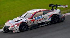 DENSO KOBELCO SARD LC500 WINS SUPER GT AT SPORTSLAND SUGO