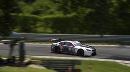 EDWARDS AND TOMCZYK FINISH THIRD FOR BMW AT LIME ROCK PARK