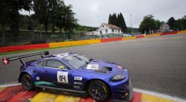 EMIL FREY JAGUAR RACING TO RACE FOR FIFTH TIME AT THE 24 HOURS OF SPA