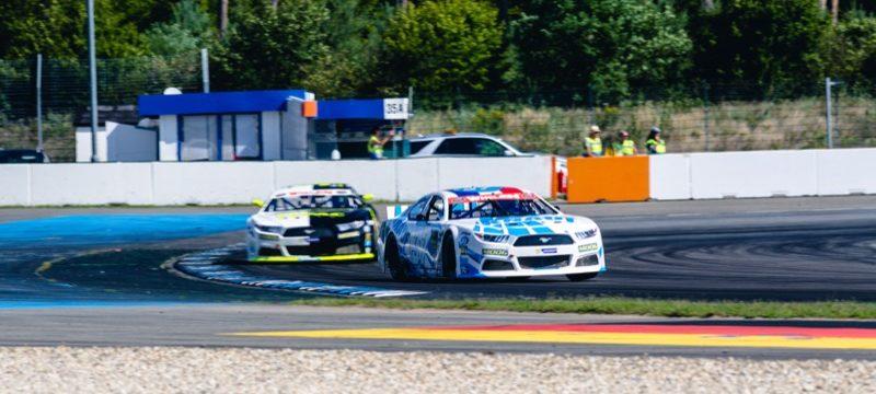 Ferrando Sweeps The German Weekend