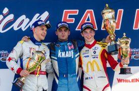 Ferrando Takes Thrilling Race at Hockenheim