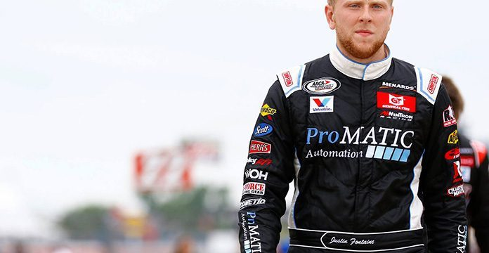 Fontaine Set For Pocono Double Duty