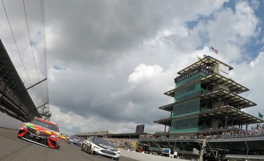 IMS Offers Ticket Deal For 2018 Brickyard 400