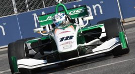 It's An Indy Lights Toronto Sweep For Kaiser