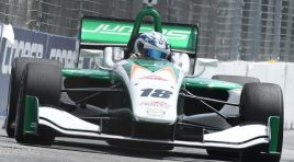 Kaiser Cruises To Toronto Indy Lights Score
