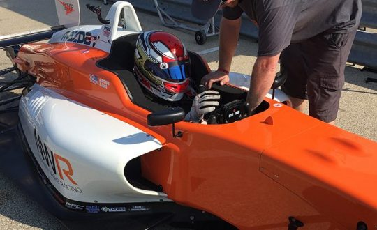 Newman Wachs Adds Abel In USF2000