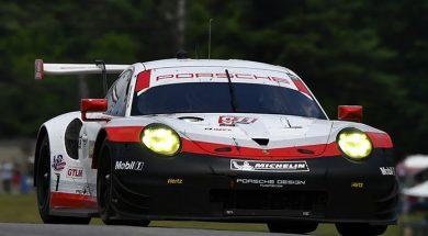Porsche Poised For GT Le Mans Success