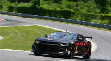 STEVENSON MOTORSPORTS READY FOR ROAD AMERICA RETURN WITH AUDI R8 LMS AND CAMARO GT4
