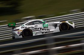 WEATHERTECH RACING MERCEDES-AMG GT3 SOLDIERS TO TENTH AT LIME ROCK