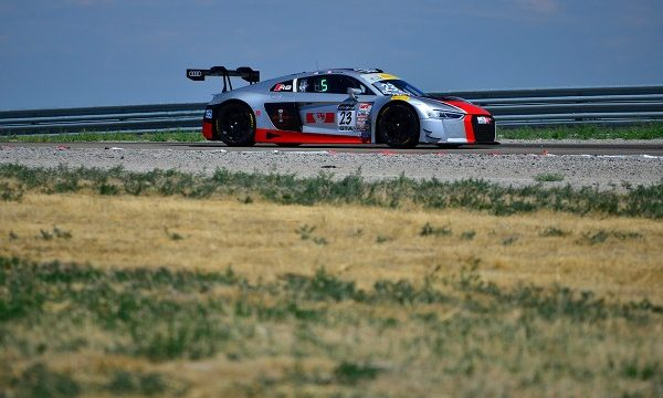 BELL AND DAYSON SCORE PODIUM RESULTS FOR M1 GT RACING IN UTAH
