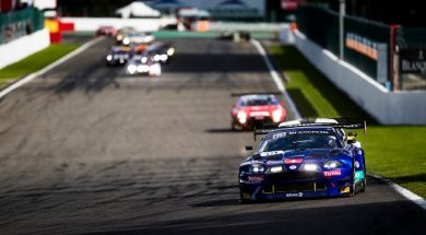 DISAPPOINTMENT FOR EMIL FREY JAGUAR RACING AT 24 HOURS OF SPA