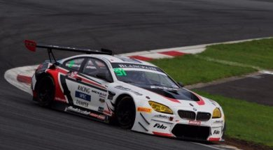 GOOD EXPERIENCE FOR WALKINSHAW ON BLANCPAIN GT SERIES ASIA DEBUT