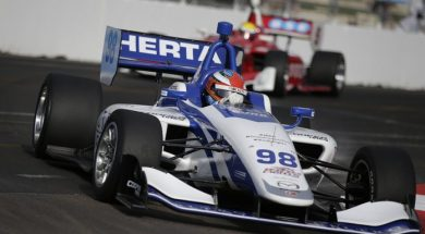 Herta Determined To Win Indy Lights Title