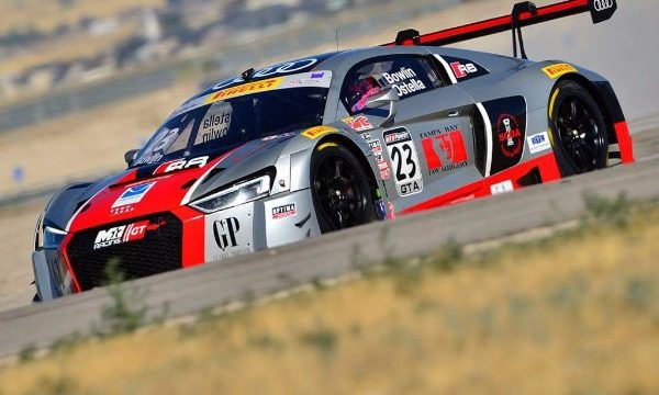 M1 GT RACING ANNOUNCES JAMES DAYSON AND JASON BELL FOR PWC SPRINTX EVENT IN UTAH
