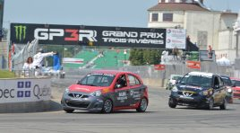 GP3R Nissan Micra cup Race 1 and 2 2017