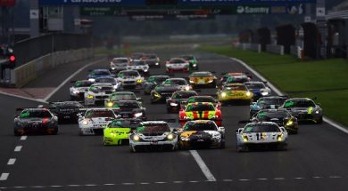 PODIUM FOR MARCHY LEE AND SHAUN THONG AT BLANCPAIN GT SERIES ASIA
