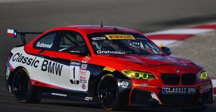 Texas Squads Ready To Tackle COTA World Challenge
