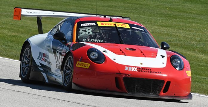 World Challenge Title Fight Heads To COTA