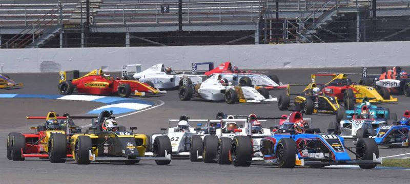 Braden Eves will see more United States F4 action this weekend at COTA (Photo MDD)
