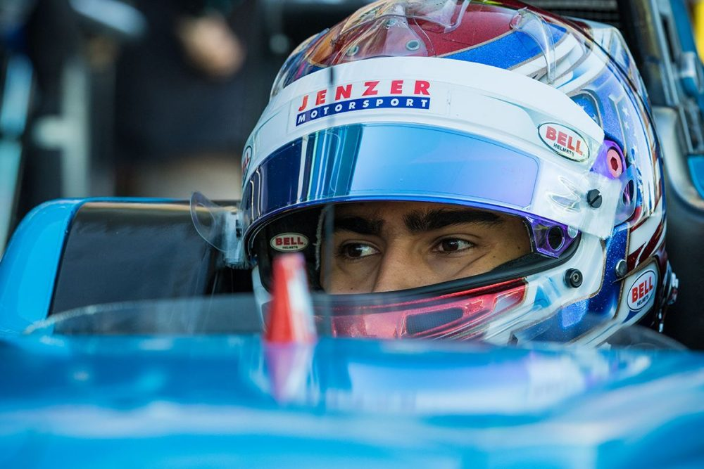 CORREA WILL MISS REMAINING F4 EVENTS BUT LOOKS FORWARD TO GP3 IN OCTOBER
