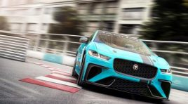 JAGUAR CHARGES UP I-PACE WITH ALL-ELECTRIC RACE SERIES