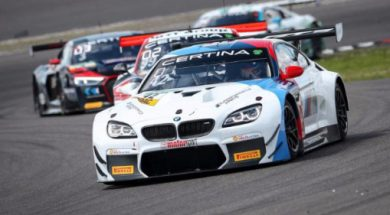 """PHILIPP ENG """"I HOPE WE CAN BEAT JULES GOUNON"""" TO THE ADAC GT MASTERS TITLE"""