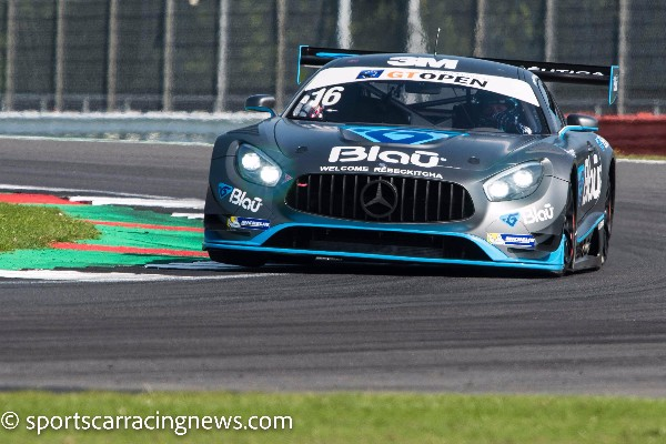 ALAN HELLMEISTER RETURNING TO DRIVEX WITH HAHN IN THE GT OPEN AT MONZA