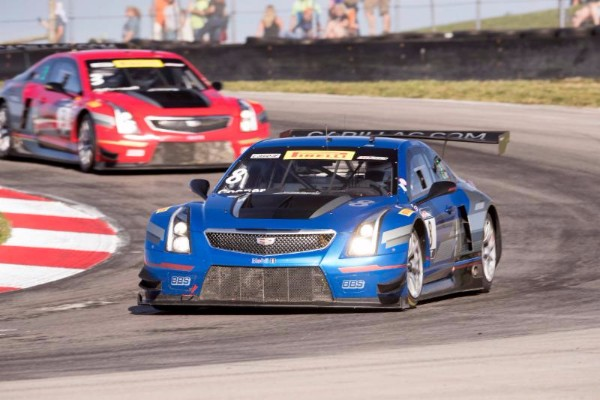 CADILLAC COMPETES SUCCESSFUL THIRD CHAPTER IN WORLD CHALLENGE GT RACING WITH MULTI-CHAMPIONSHIP-WINNING TEAM