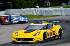 CHAMPIONSHIP CHALLENGE LOOMING FOR MAGNUSSEN AND CORVETTE RACING