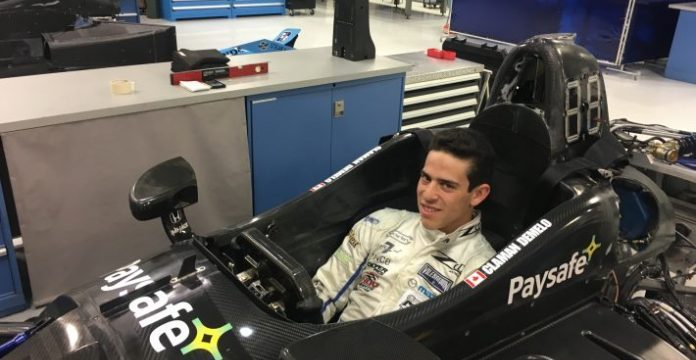 DeMelo To Drive Second RLLR Car At Sonoma