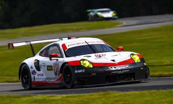 EARL BAMBER AND NICK TANDY TO CONTEST PETIT LE MANS WITH THE PORSCHE GT TEAM
