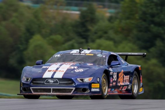 Francis Earns Another Trans-Am Pole