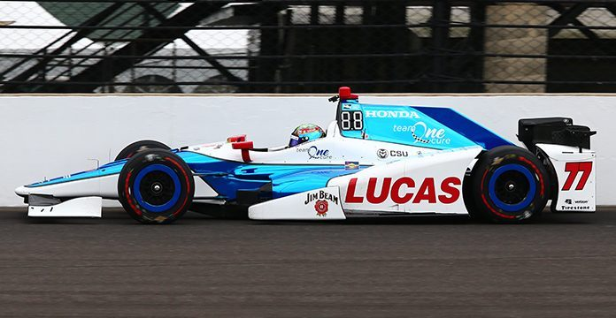 Gommendy Joins Schmidt Peterson For 2018 Indy 500