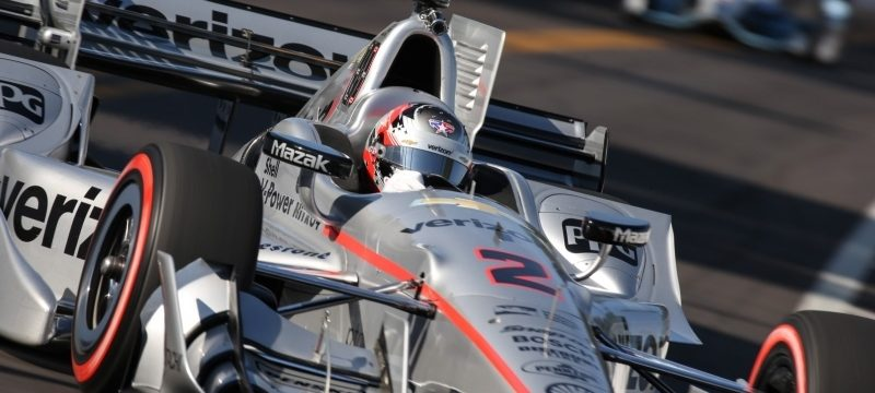 In photos: Newgarden's path to the title