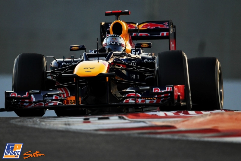 In photos: Vettel's recovery drives in F1