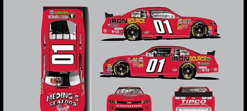 JD Motorsports Secures Dover Sponsors