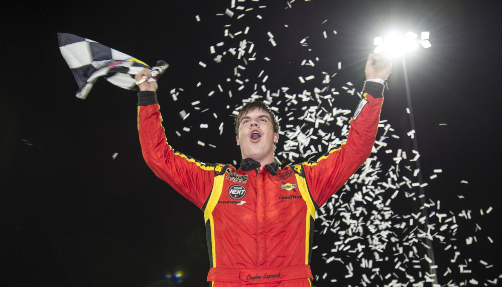 Labbe Claims First Pinty's Championship