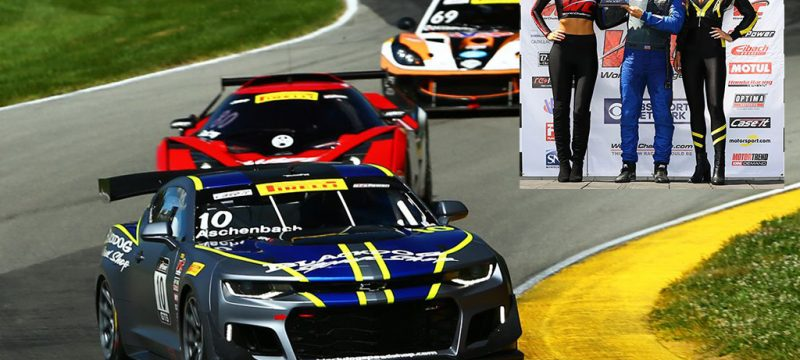 Lawson Aschenbach: 2017 PWC GTS Champion