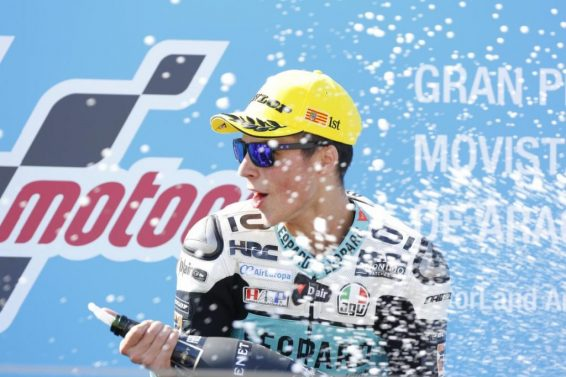 Mir Takes Controversial Win in Moto3