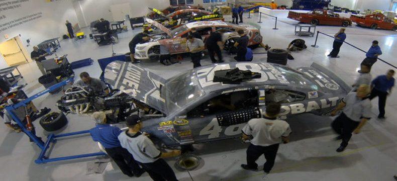 NASCAR inspection process set to change