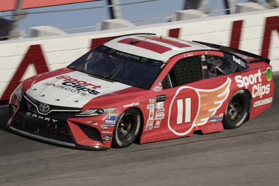 NASCAR Penalizes JGR & Mike Wheeler