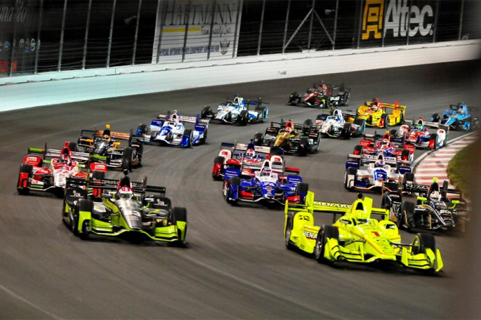New Testing Guidelines For IndyCar