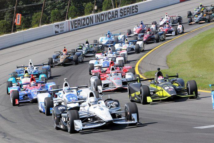 Pocono Sets 2018 Indy Car Date