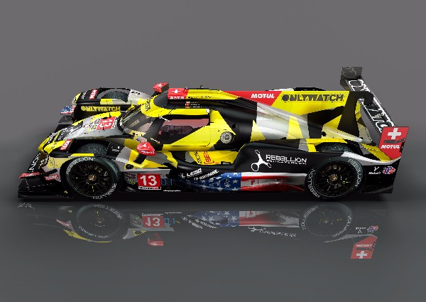 REBELLION RACING WILL START PETIT LE MANS WITH A NEW CREW